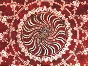 mandala-maroon